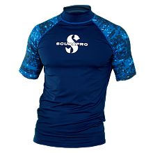 Футболка RASH GUARD AEGEAN мужская